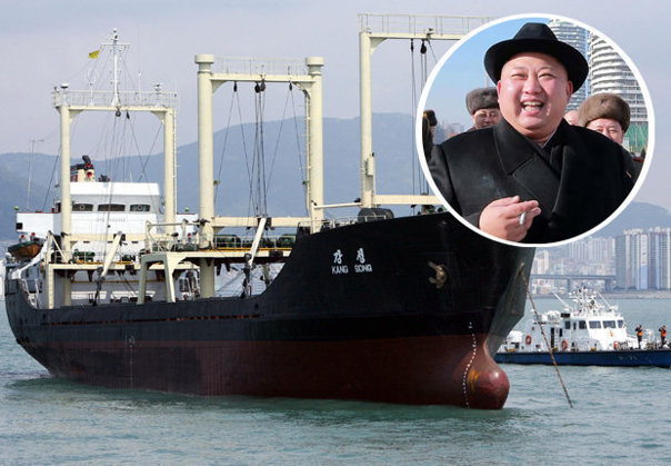 Phenianul avertizează Statele Unite în legătură cu nava nord-coreeană sechestrată de Washington