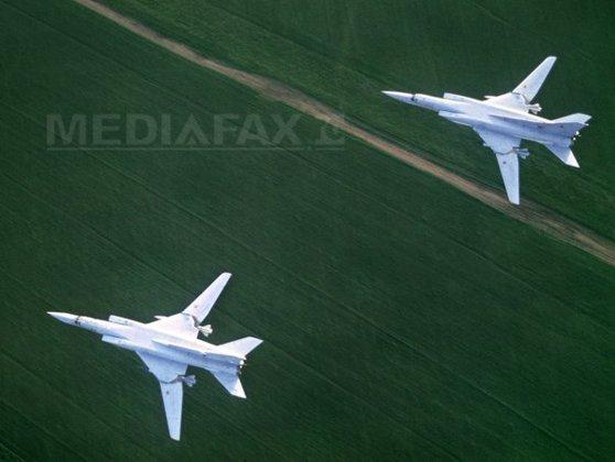 Imaginea articolului Avioane militare ruse au atacat poziţii islamiste din Siria