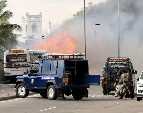 Imaginea articolului Interpol: Principalul suspect în atacurile din Sri Lanka din luna aprilie a fost reţinut