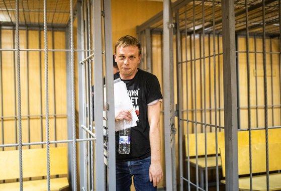 Imaginea articolului Sute de protestatari s-au adunat la Moscova într-un miting de susţinere a jurnalistului Ivan Golunov