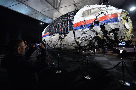 Imaginea articolului Vladimir Putin: Probele prezentate în ancheta privind zborul MH17 nu dovedesc implicarea Rusiei