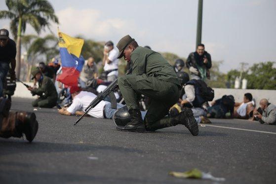 Imaginea articolului Doi delegaţi ONU vor rămâne în Venezuela pentru a monitoriza situaţia din ţară