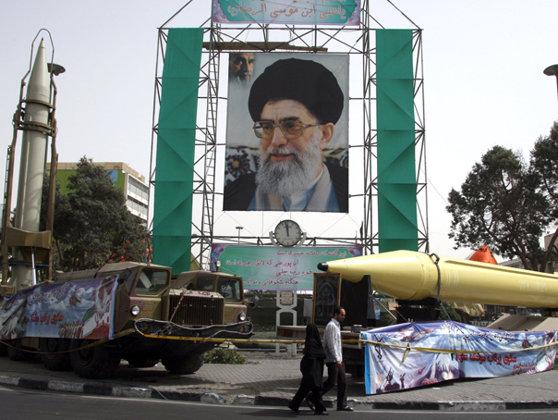 """Imaginea articolului Iranul avertizează Statele Unite că va RIPOSTA """"ferm"""" la orice agresiune"""