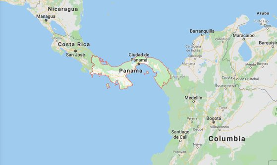 Imaginea articolului Cutremur cu magnitudinea de 6,3 grade produs în Panama