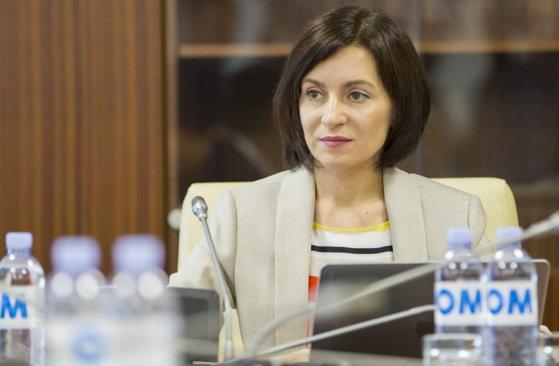 Imaginea articolului Premierul Republicii Moldova, Maia Sandu, vine la Bucureşti