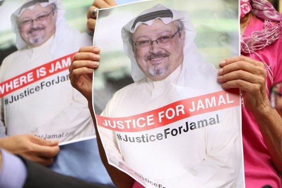 Imaginea articolului Theresa May: Moartea lui Jamal Khashoggi trebuie să fie anchetată în mod riguros