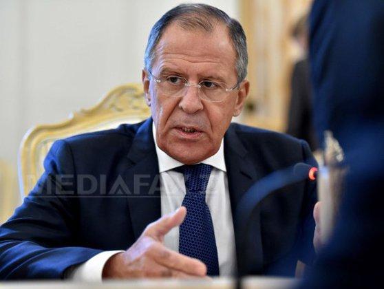 Imaginea articolului Serghei Lavrov: Rusia este îngrijorată de situaţia din Iran