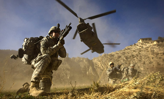 Imaginea articolului General: Retragerea trupelor americane din Afganistan ar fi o greşeală
