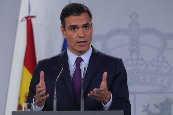 Imaginea articolului Pedro Sanchez afirmă că nu ia în considerare convocarea unor noi alegeri
