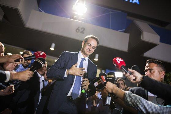 Imaginea articolului Noul Guvern al Greciei doreşte să consolideze securitatea frontierelor