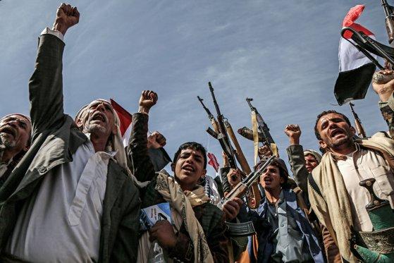 Imaginea articolului CONFLICLTUL din Yemen: Prinţul saudit Khalid bin Salman a avut o întrevedere cu reprezentantul ONU, Martin Griffiths