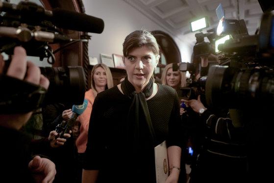 FT: Franţa o va susţine pe Laura Codruţa Kovesi pentru funcţia de procuror-şef al UE