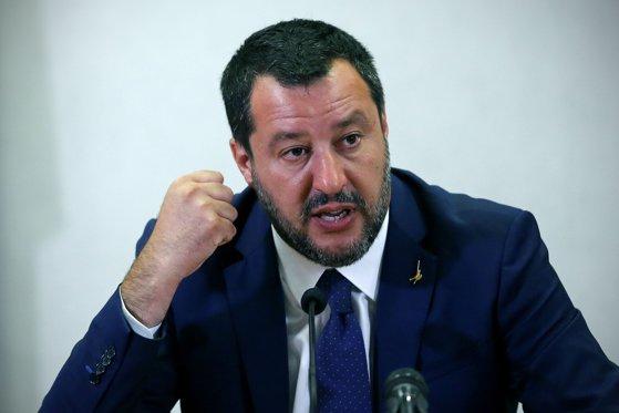 Vicepremierul Matteo Salvini sugerează că Italia ar putea organiza alegeri anticipate