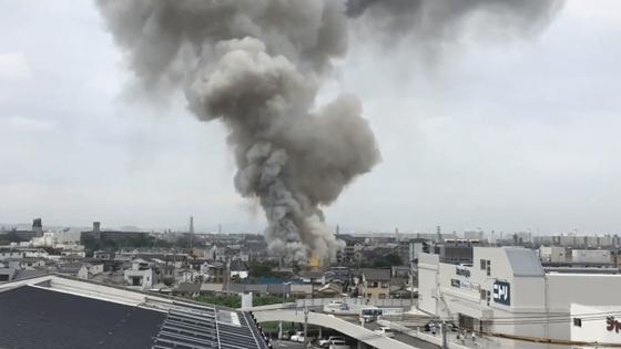 Imaginea articolului Incendiul din Japonia: Suspectul care a pornit focul ar fi acuzat studioul studio de animaţie de plagiat
