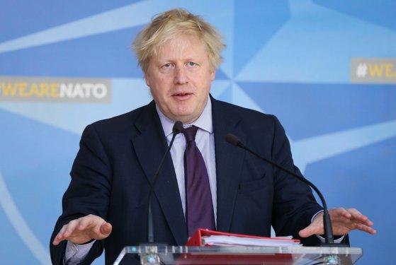 Imaginea articolului Liderii europeni au reacţionat marţi după numirea lui Boris Johnson în funcţia de premier