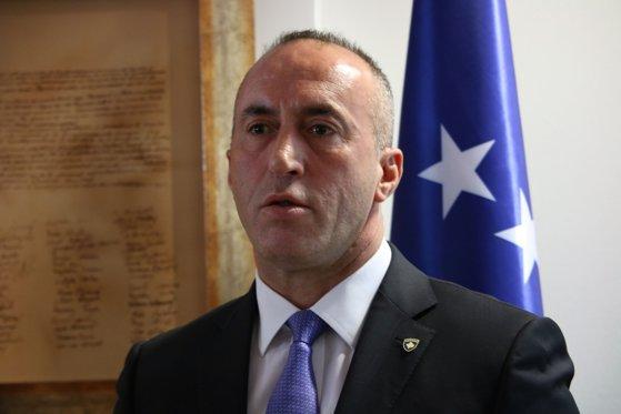 Imaginea articolului Ramush Haradinaj afirmă că va candida din nou pentru funcţia de premier kosovar dacă nu va fi inculpat
