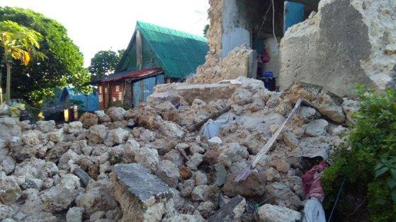 Imaginea articolului Multiple cutremure în Filipine: Cel puţin opt persoane au murit, iar alte zeci au fost rănite | FOTO, VIDEO