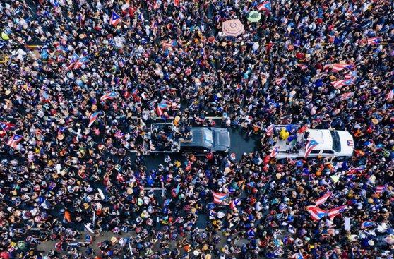 Imaginea articolului Studiu: Protestele nonviolente sunt mult mai eficiente decât mişcările violente în ceea ce priveşte răsturnarea regimurilor autoritare