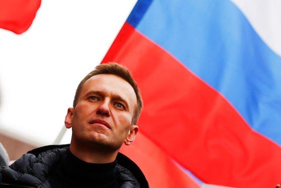 Imaginea articolului Doctor: Nu poate fi exclusă ipoteza otrăvirii lui Navalnîi, liderul opoziţiei din Rusia, care a suferit recent o reacţie alergică severă