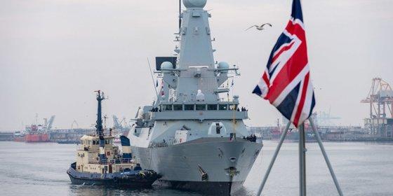 Imaginea articolului Marea Britanie a trimis un distrugător în Golful Persic pentru a proteja navele comerciale britanice în contextul amplificării tensiunilor cu Iranul