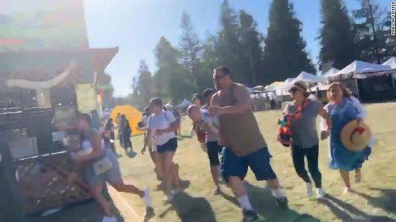 Imaginea articolului Incident armat la Festivalul Usturoiului din Gilroy, California: Un mort, mai mulţi răniţi | FOTO, VIDEO