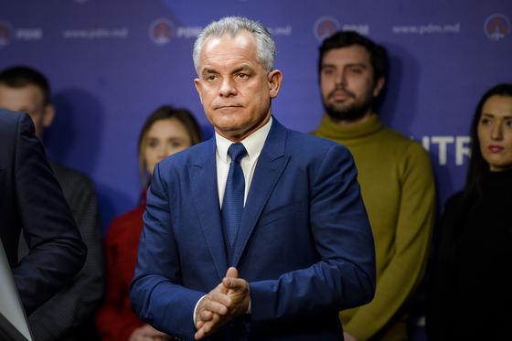 Imaginea articolului Vlad Plahotniuc şi-a depus mandatul de deputat al Republicii Moldova