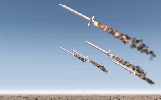 Imaginea articolului Coreea de Nord a lansat două proiectile neidentificate, probabil rachete balistice, care s-au prăbuşit în Marea Japoniei / Al doilea test militar efectuat de Phenian în decurs de o săptămână