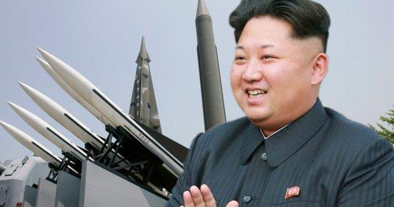 Imaginea articolului Kim Jong-un a supravegheat testele cu rachete efectuate sâmbătă dimineaţa