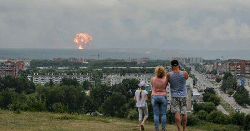 Imaginea articolului The New York Times: Un oficial rus implicat în testul din Arhanghelsk confirma ipoteza exploziei unei surse ATOMICE