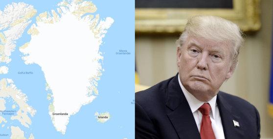 """Imaginea articolului Donald Trump califică drept """"dezagreabile"""" afirmaţiile premierului danez Mette Frederiksen despre propunerea privind vânzarea Groenlandei"""