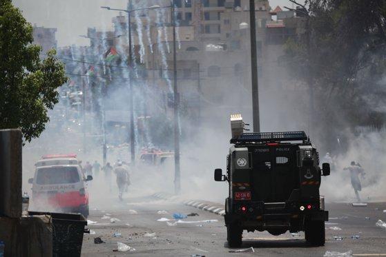 Imaginea articolului Un mort şi doi răniţi în urma unui atac terorist produs în Cisiordania