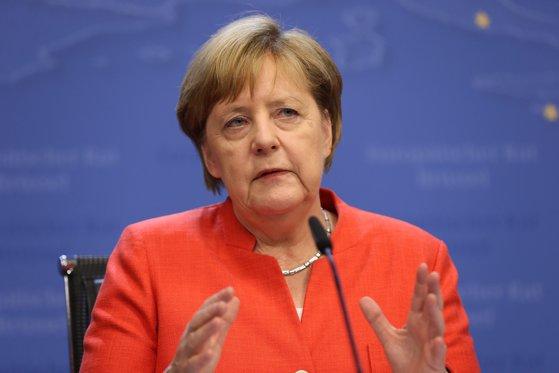 Imaginea articolului Angela Merkel: Orice oportunitate trebuie folosită pentru încetarea tensiunilor între SUA şi Iran