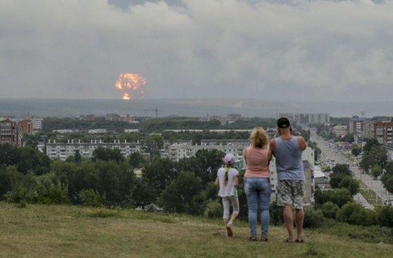 Imaginea articolului Răsturnare de situaţie în cazul exploziei nucleare din nordul Rusiei. Cum s-a produs de fapt incidentul