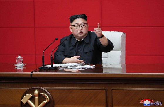 """Imaginea articolului Coreea de Nord transmite că remarcile lui Mike Pompeo privind """"comportamentul meschin"""" îngreunează discuţiile cu Statele Unite"""