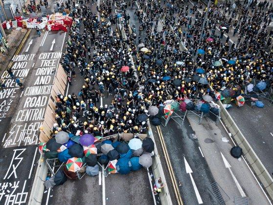 Imaginea articolului Aplicaţia Telegram ia măsuri pentru protejarea identităţii protestatarilor din Hong Kong | VIDEO