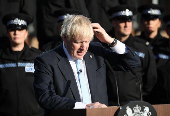 Imaginea articolului David Cameron îl critică dur pe Boris Johnson: Un mincinos care a susţinut ideea de Brexit doar pentru a-şi lansa cariera politică