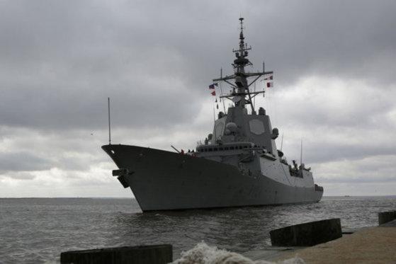 Imaginea articolului Administraţia Vladimir Putin avertizează că monitorizează atent o navă militară a SUA, în Marea Neagră