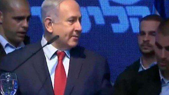 Imaginea articolului Alegeri în Israel: Benjamin Netanyahu speră să poată forma o nouă coaliţie guvernamentală