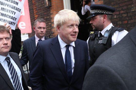 Imaginea articolului Uniunea Europeană şi justiţia britanică îi cer lui Boris Johnson să prezinte un plan privind Brexit