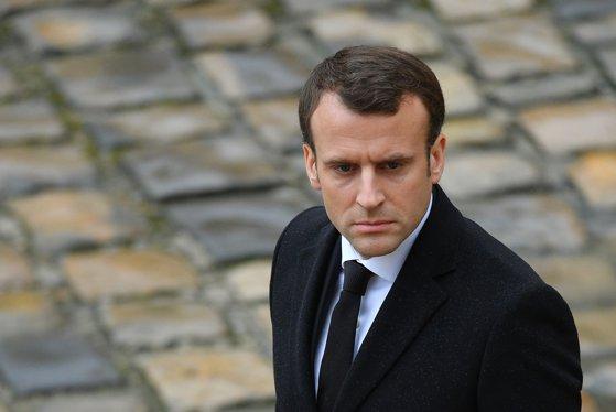 Emmanuel Macron şi Giuseppe Conte au discutat despre migraţie