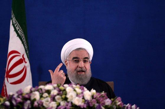 Imaginea articolului  Iranul va lua în considerare o întâlnire cu Trump dacă îi vor fi riidcate sancţiunile