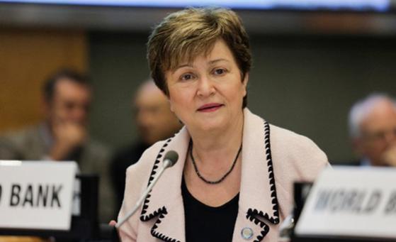 Imaginea articolului Kristalina Gheorghieva a fost numită noul director al FMI