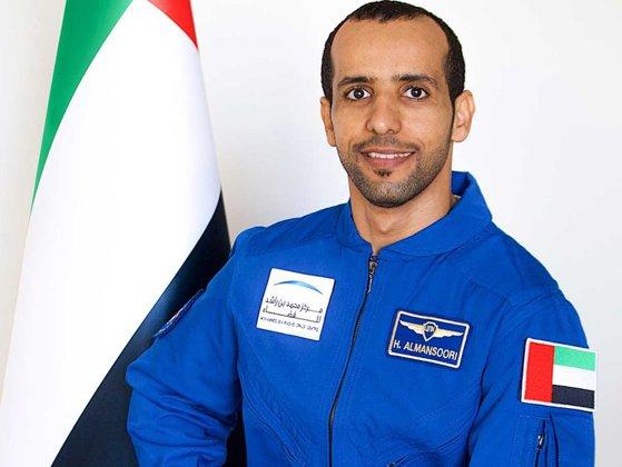 Imaginea articolului Primul astronaut din Emiratele Arabe Unite care ajunge pe Staţia Spaţială Internaţională/ VIDEO