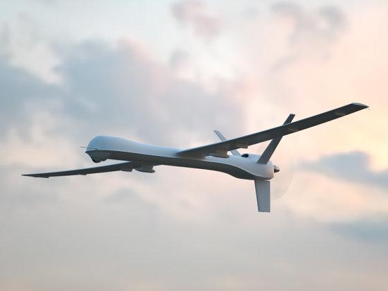 Imaginea articolului Mai multe firme israeliene dezvoltă sisteme de contracarare a dronelor de atac