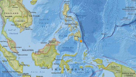 Imaginea articolului Cutremur cu magnitudinea de 6.2 grade, produs în Filipine