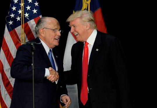Rudolph Giuliani ar fi cerut acordarea vizei americane pentru un fost oficial ucrainean