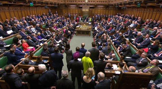 Imaginea articolului Camera Comunelor blochează un nou vot pe tema Acordului Brexit