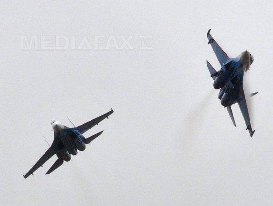 Imaginea articolului Şase avioane militare ruse interceptate în zona de identificare aeriană a Coreei de Sud