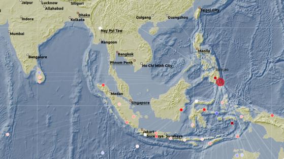 Imaginea articolului Cutremur cu magnitudinea de 6.5 grade în Filipine, la doar două zile după un alt seism major produs în aceeaşi zonă - VIDEO