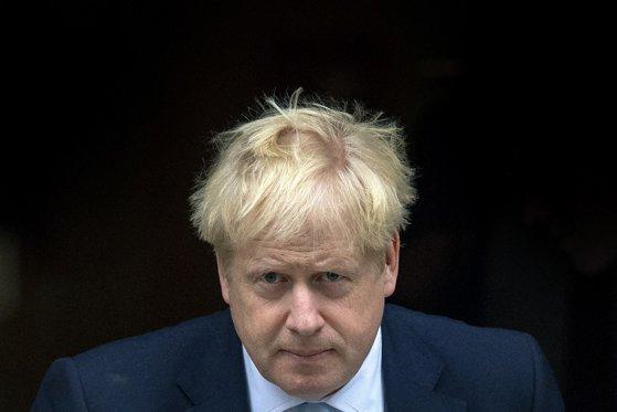 Imaginea articolului Incident în faţa reşedinţei lui Boris Johnson: Un bărbat a fost reţinut